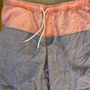 ASOS Men's Colorblock Swim Shorts